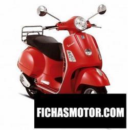 Imagen moto Vespa gts250ie 2007