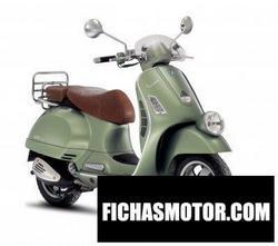 Imagen moto Vespa gtv 125 2009