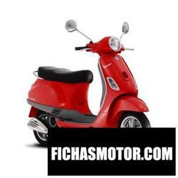 Imagen moto Vespa lx 50 2t 2009