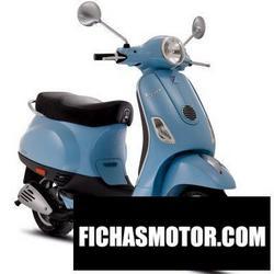 Imagen moto Vespa lx 50 2t 2013