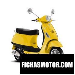 Imagen moto Vespa lx 50 4t 2009
