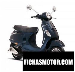 Imagen moto Vespa lx 50cc 4t 2006