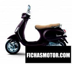 Imagen de Vespa lx150 año 2006