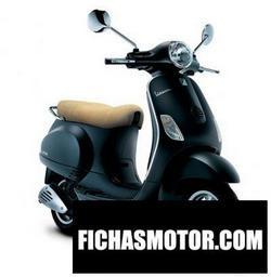 Imagen moto Vespa lx50 4t 2007
