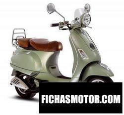 Imagen moto Vespa lxv 125 i.e. 2013