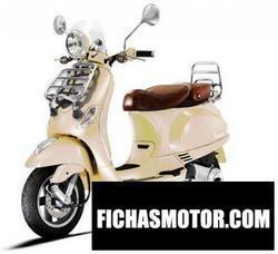 Imagen moto Vespa lxv 150 ie 2013