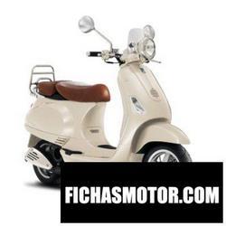 Imagen moto Vespa lxv 50 2009