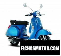 Imagen moto Vespa px 150 2011