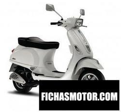 Imagen moto Vespa s 125 2008