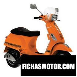Imagen moto Vespa zafferano 50 2009
