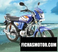 Imagen moto Vibgyor gallop 100 2011