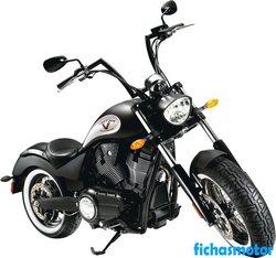 Imagen moto Victory high ball 2012