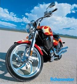 Imagen moto Victory vegas 2005