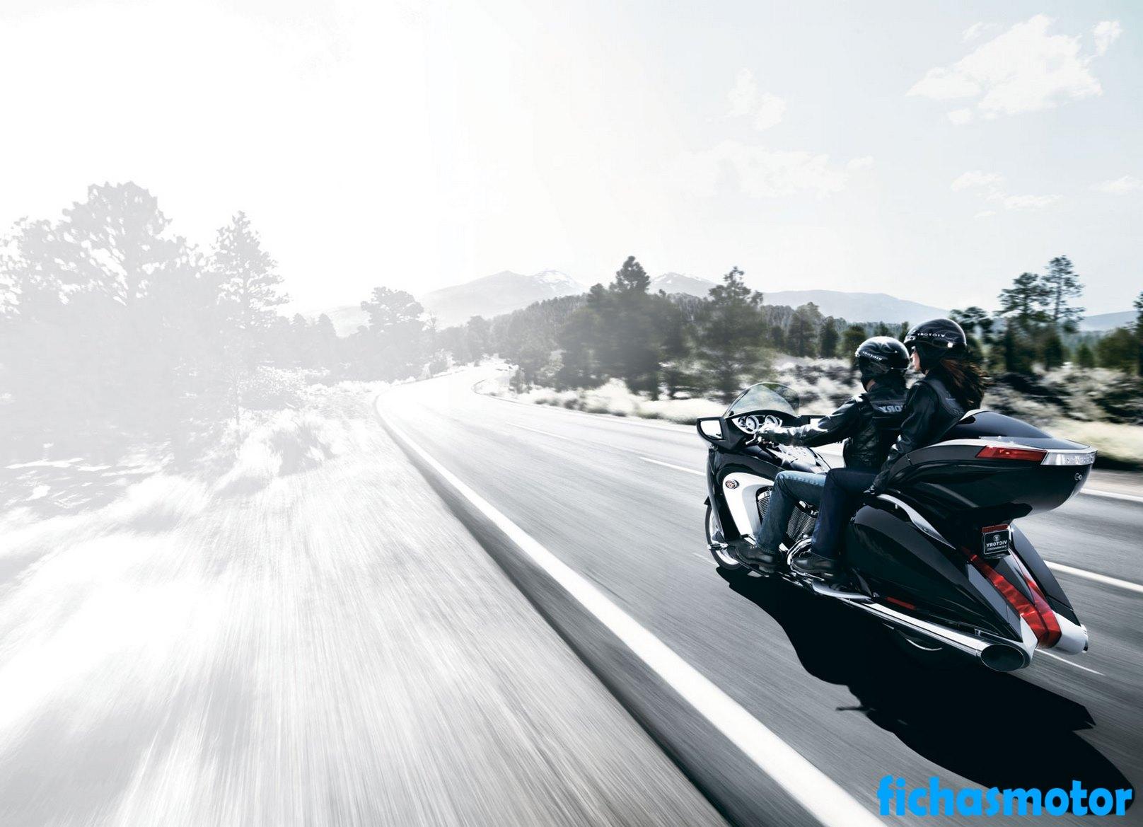 Ficha técnica Victory vision tour premium 2009