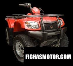 Imagen moto Vmoto atv 500 2012