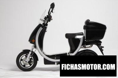 Imagen moto Vmoto e-max city 80l año 2014