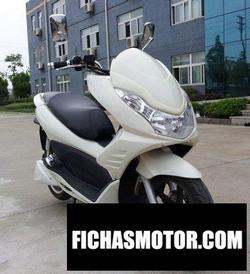 Imagen moto Vmoto t6 2014