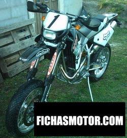 Imagen moto Vor 503 supermoto sm 2001