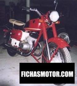 Imagen moto Voskhod 2 1974