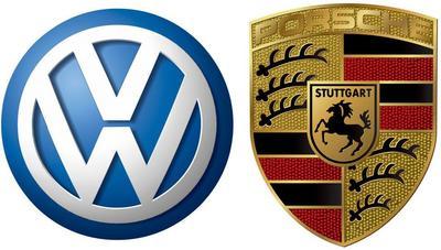 Imagen logo de VW-Porsche