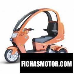 Imagen moto Xingyue xy125zk 2011