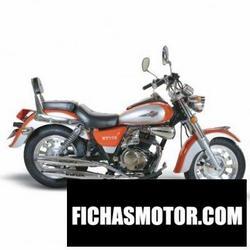 Imagen moto Xingyue xy150 2010