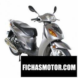 Imagen moto Xingyue xy150t-6 2011
