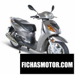 Imagen moto Xingyue xy200t-6 2011