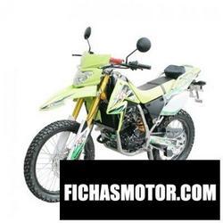 Imagen moto Xingyue xy400y-2 2011