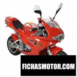 Imagen moto Xingyue xyqh-815b 2011