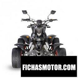 Imagen moto Xmotos kodiac 250 2010