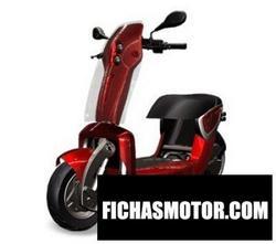 Imagen moto Xor xo2 125 2011