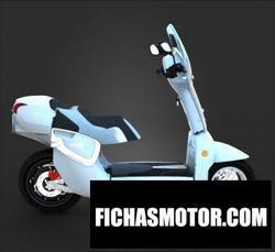 Imagen moto Xor xo2 4.0kw 2013