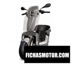 Imagen moto Xor xo2 50 2011