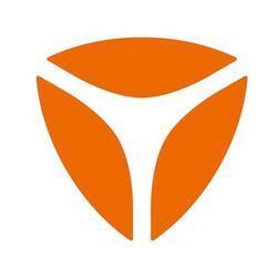 Logo de la marca Yadea