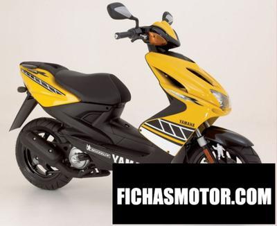 Imagen moto Yamaha aerox 50 año 2005
