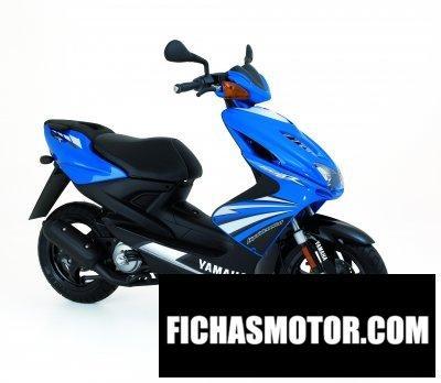 Imagen moto Yamaha aerox r año 2007