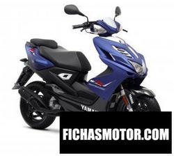 Imagen moto Yamaha aerox r 50 2013