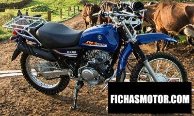Ficha técnica Yamaha AG125 2020