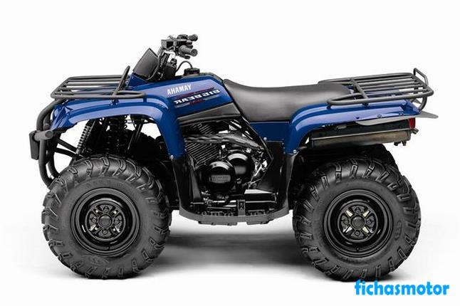 Imagen moto Yamaha big bear 400 4x4 irs año 2012