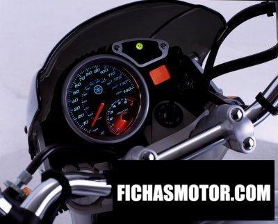 Ficha técnica Yamaha bt 1100 bulldog 2002