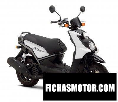 Imagen moto Yamaha bws 125 año 2013