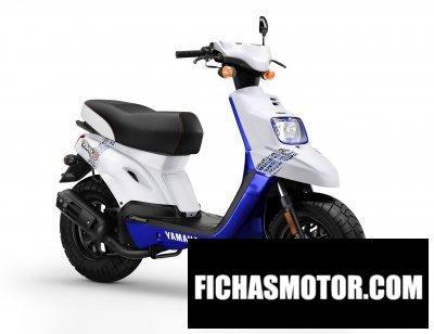 Imagen moto Yamaha bws 125 año 2015
