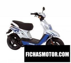 Imagen moto Yamaha bws 12inch 2007