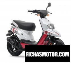 Imagen moto Yamaha bws 12inch 2008