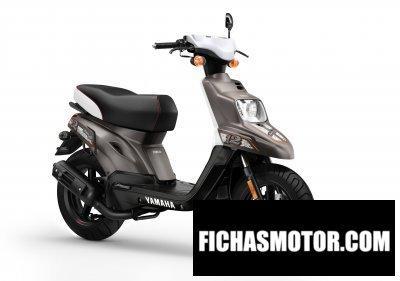 Imagen moto Yamaha bws 12inch año 2015