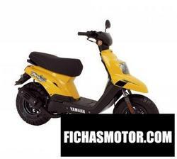 Imagen moto Yamaha bws 2007