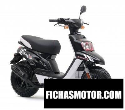 Imagen moto Yamaha bws año 2008