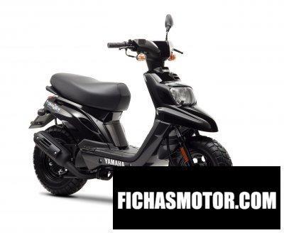 Ficha técnica Yamaha bws easy 2015