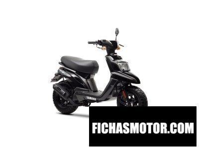 Ficha técnica Yamaha bws easy 2016
